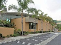 Exterior image of the Rancho Bernardo Branch Library.