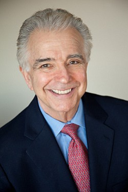 Image of UCSD professor and author, Sam Popkin.