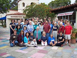 Promotional image of the San Diego Potters Guild.