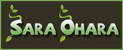 Graphical logo for Sara Ohara.