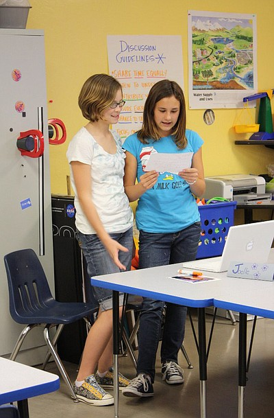 Every second Saturday of each month, Girls in Grades 5 - ...