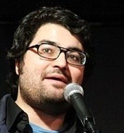 Image of comedian, Sean Patton.