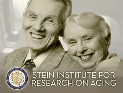Promotional graphic for UCSD's Stein Institute for Resear...