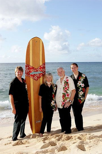 Image of Surfaris in Hawaii.