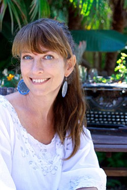 Promotional image of author, Tammy Greenwood.