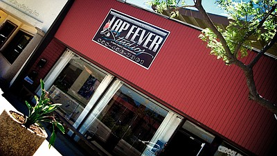 Exterior image of Tap Fever.