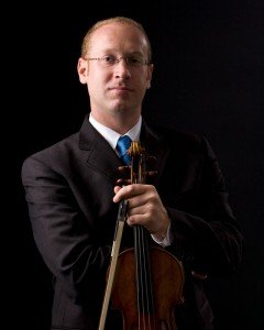 "Image of Jeff Thayer, who will be performing ""Beethoven's Pastoral"" at the Copley Symphony Hall on November 16th-18th."