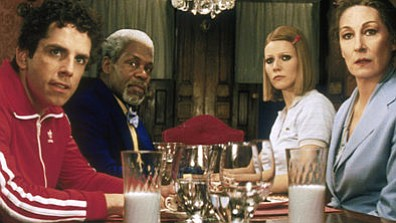 "Promotional image from the movie ""The Royal Tenenbaums"" playing at The Pearl Hotel on November 28th."