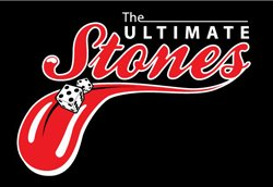 Graphical logo of The Ultimate Stones.