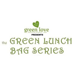 Promotional image of The Green Lunch Bag Series at SDSU.