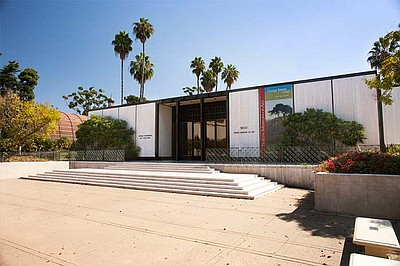 Exterior photo of Timken Museum of Art, located at 1500 E...