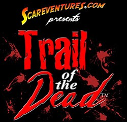 Promotional logo of Trail of the Dead.