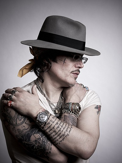 Image of musician and actor, Adam Ant