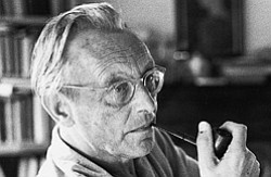 Image of musical composer Carl Orff