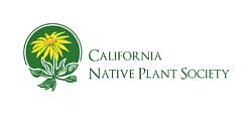 Graphic logo for California Native Plant Society.