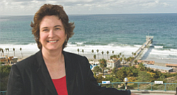 Image of Nigella Hillgarth, Executive Director, Birch Aquarium at Scripps.