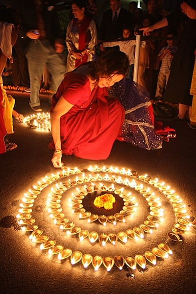 Image from a previous Diwali: Festival Of Lights.