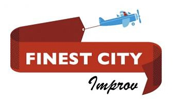Logo For Finest City Improv.