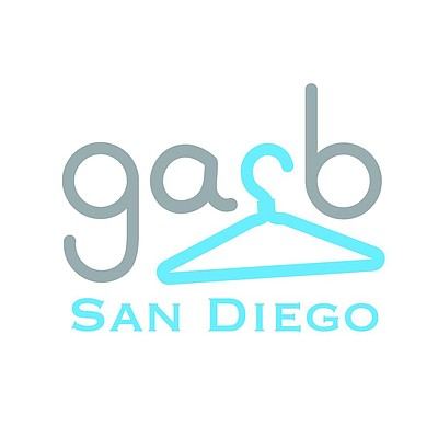 Graphic logo for Garb San Diego a sister entity to Bite S...