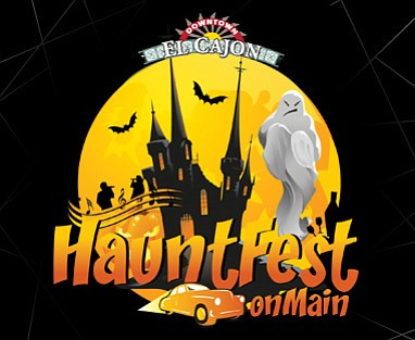 Promotional image for Hauntfest on Main in Downtown El Cajon.