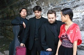 Photograph of the  Hausmann Quartet who will be performin...