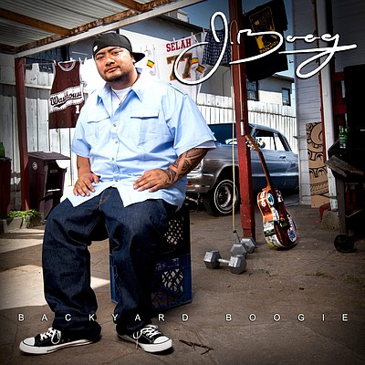 Image of musical artist, JBoog.