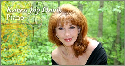 Image of pianist Karen Joy Davis