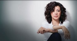 Image of Luciana Souza who will be performing at the Athenaeum Jazz Series on October 13th, 2012.