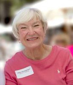 Image of Arthritis Exercise Instructor, Marilyn Nemeroff.