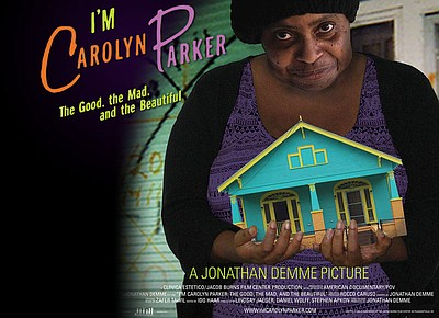 "Promotional graphic for PBS POV Series featured film, ""I'..."
