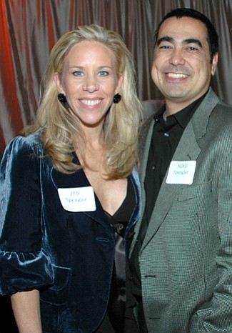 Image of Michael Spengler and his wife Jennifer Spengler