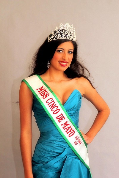 Image of Miss Cinco de Mayo 2011- Stephanie Joanne Ramirez.