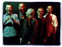 Image of Mogwai band.