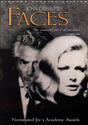 "Promotional graphic for the film, ""Faces,"" which will be screening at the Central Public Library on November 9th."