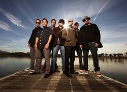 Image of the band Ozomatli.
