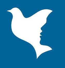 Graphical logo for Women PeaceMakers Program.