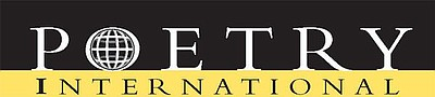 Graphic logo for Poetry International