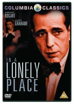 "Promotional graphic for the film, ""In A Lonely Place"""