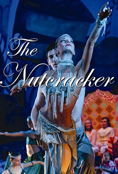 Promotional image of the San Diego Ballet's Nutcracker pe...