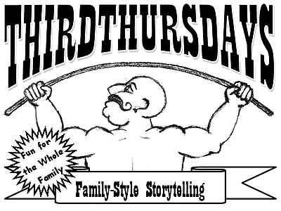 Promotional graphic for the Third Thursday Family-Style S...