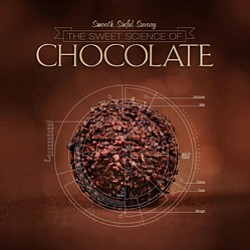 Promotional image for The Sweet Science of Chocolate at Reuben H. Fleet Science Center on October 18th at 6:30 pm