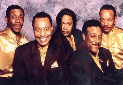 Image of musical group The Dramatics