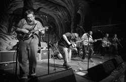 Image of musical artists Trampled by Turtles from 2009