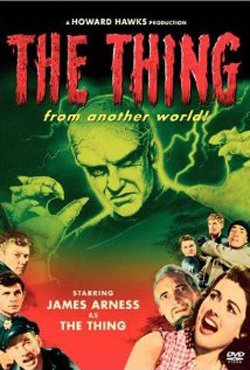 """Image for the film, """"The Thing from Another World (1951)."""""""
