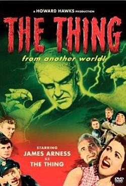 "Image for the film, ""The Thing from Another World (1951)."""