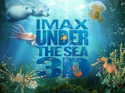 Promotional image for the IMAX Film, DEEP SEA.