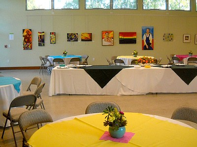 Promotional image of First Unitarian Universalist Church of San Diego's Welcome Center.