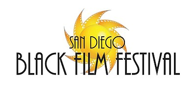 Promotional graphic for the San Diego Black Film Festival