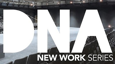 Promotional graphic for the La Jolla Playhouse's DNA New Work Series. Courtesy to the La Jolla Playhouse.