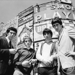 Image of the band, The Who. Courtesy of The Who.